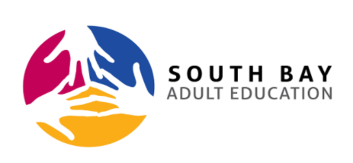 Logo for the South Bay Adult Education Consortium